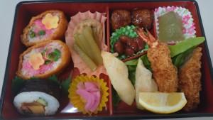 お花見弁当(常食)