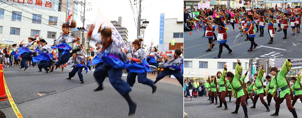2015年道灌祭の様子