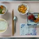 ちらし一口大食(粥)