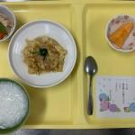 カツ丼一口大食(粥)